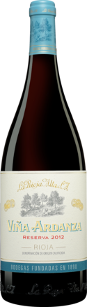 La Rioja Alta »Viña Ardanza« Reserva - 1,5L. Magnum 2012