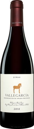 Vallegarcía Syrah 2018