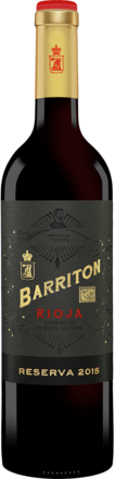 Barriton Reserva 2015