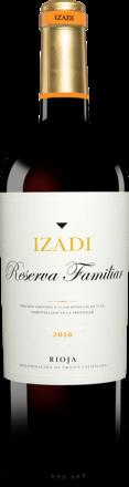 Izadi Tinto »Reserva Familiar« Reserva 2016
