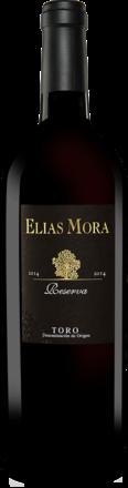 Elías Mora Reserva 2014