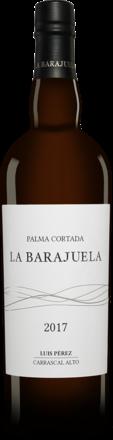 Luis Pérez La Barajuela Palma Cortada 2017
