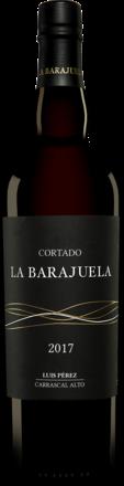 Luis Pérez La Barajuela Cortado 2017
