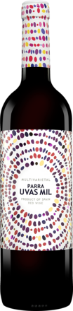 Parra Jiménez »Uvas Mil« Tinto 2019
