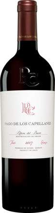 Capellanes  Crianza 2017
