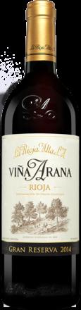 La Rioja Alta »Viña Arana« Gran Reserva 2014