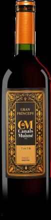 Canals & Munné Prínceps Gran Tinto 2015