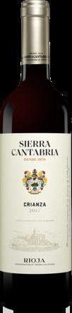 Sierra Cantabria Crianza 2017