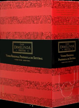 Casa Ermelinda Freitas Tinto - 3 Liter
