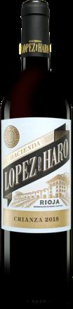 Hacienda López de Haro Crianza 2018