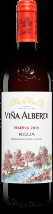 La Rioja Alta »Viña Alberdi« Reserva 2016