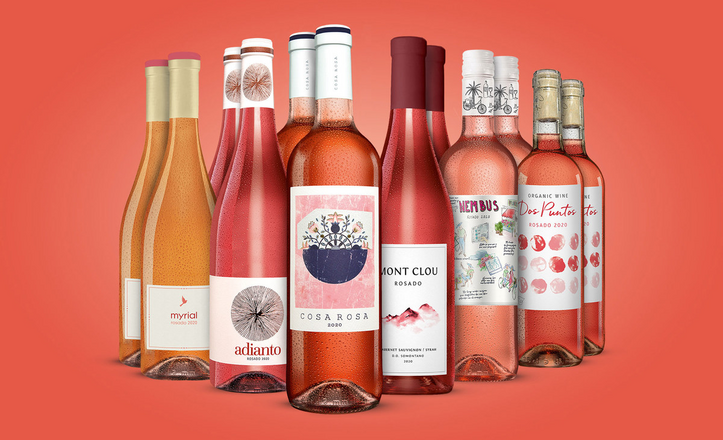 Rosé-Genießer-Paket