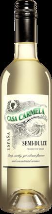 Casa Carmela Blanco Semi-Dulce 2020
