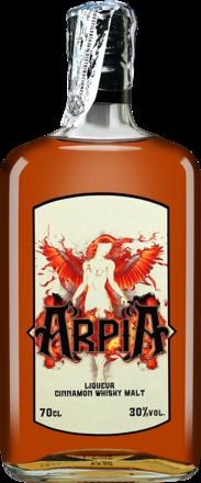 Licor de Whiskey Arpía