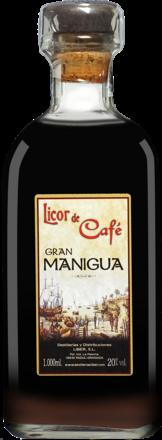 Licor de Café Gran Manigua