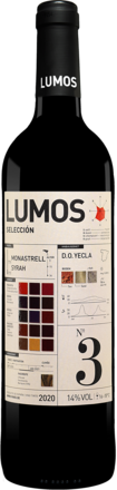 LUMOS No.3 Monastrell-Syrah 2020