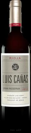 Luis Cañas Gran Reserva 2014