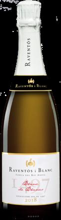 Raventós i Blanc Brut Reserva »Blanc de Blancs« Reserva 2018