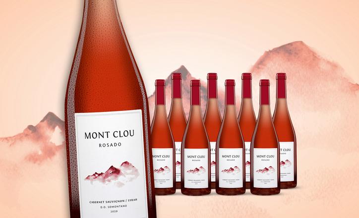 Mont Clou Rosado 2020