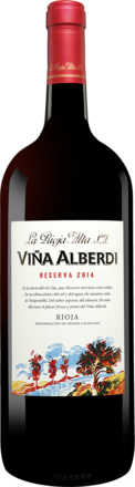 La Rioja Alta »Viña Alberdi« Reserva - 1,5 L. Magnum 2014
