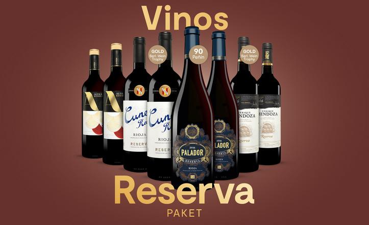Vinos Reserva Paket