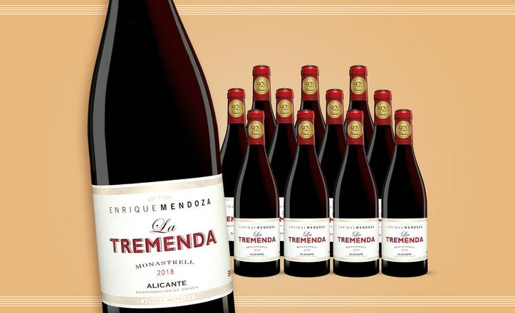 Enrique Mendoza »La Tremenda« Monastrell 2018
