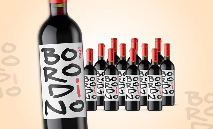 Borodino Tinto 2020