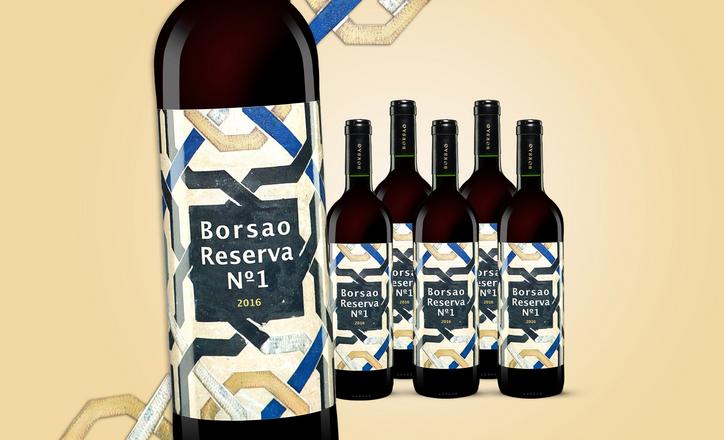 Borsao Reserva No. 1 2016