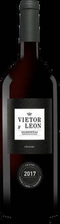 Vietor y Leon Crianza - 1,5 L. Magnum 2017