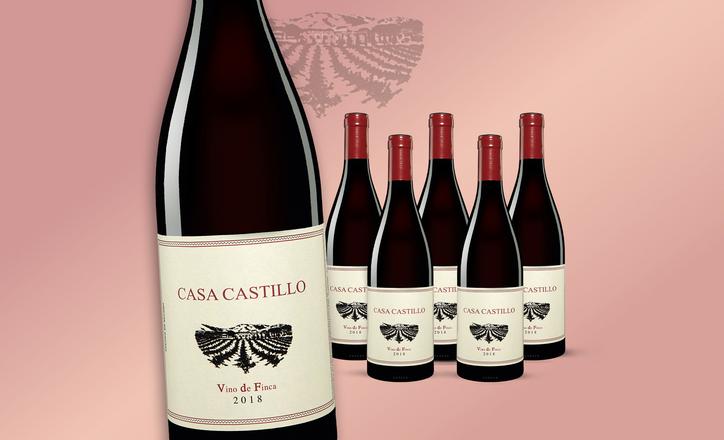 Casa Castillo »Vino de Finca« 2018