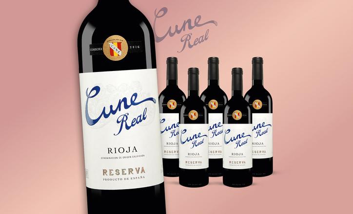 Cune Real Reserva 2016