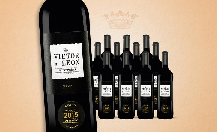 Vietor y Leon Reserva 2015