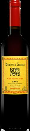 Remírez de Ganuza Gran Reserva 2011