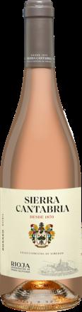 Sierra Cantabria Rosado 2020