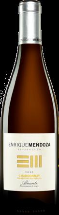 Enrique Mendoza Chardonnay Fermentado en Barrica 2020