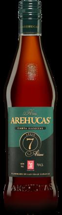 Ron Arehucas 7 Jahre - 0,7 L.