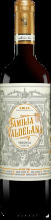 Valdelana Tinto Crianza 2018