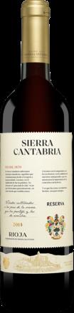 Sierra Cantabria  Reserva 2014