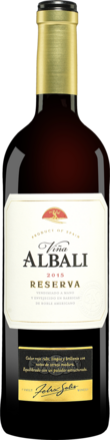 Viña Albali Reserva 2015
