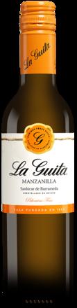 La Guita Manzanilla - 0,375 L.