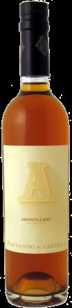 Fernando de Castilla »Antique« Amontillado Seco - 0,5L.