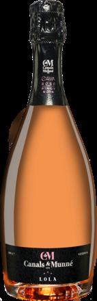 Canals & Munné Cava »Lola« Rosé Pinot Noir Reserva Brut 2018