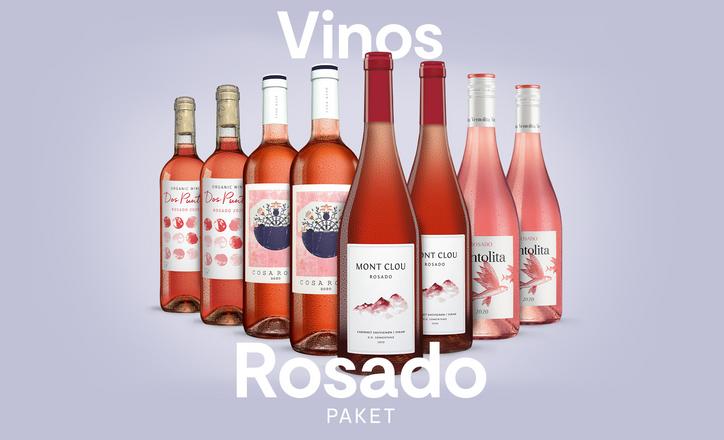 Vinos Rosado Paket