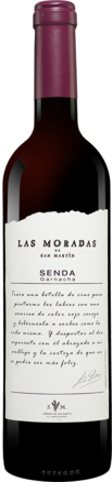 Senda las Moradas de San Martín 2018