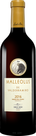 Emilio Moro »Malleolus Valderramiro« 2016