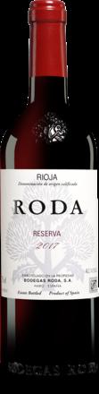 Roda Reserva 2017
