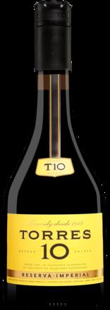 Brandy Torres 10 »Imperial Brandy« Gran Reserva - 0,7L.