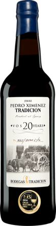 Tradición Pedro Ximénez »V.O.S. 20 Años«