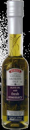 Olivenöl »Ferran Adrià« mit frischem Rosmarin - 0,2 L