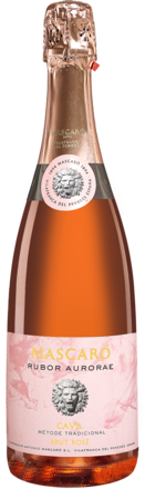 Mascaró Cava Rosé »Rubor Aurorae« Brut